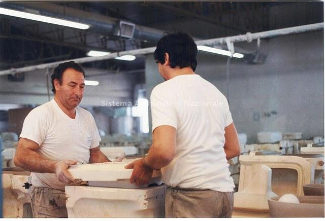 Uno Ceramica Civita Castellana.Scheda Dossier Imprese